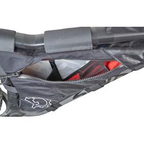 Revelate Designs Mukluk Carbon Bolsa de Cuadro XS, negro